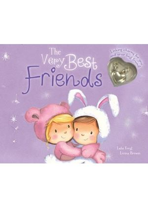 Very Best Friends Story Book With Charm
