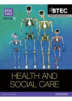 First Health & Social Care Student Bk 12
