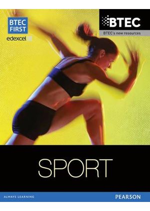 Btec First In Sport Student Book
