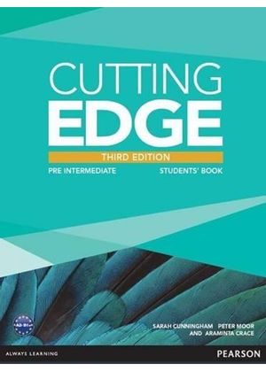 Cutting Edge Pre-Intermediate Students Book And Dvd Pack