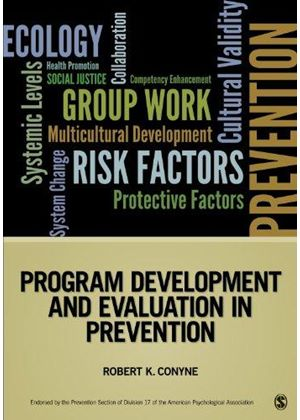 Program Development And Evaluation In Prevention