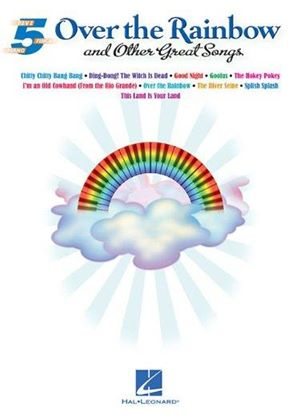 5 Finger Piano Songbook Over The Rainbow And Other Great Songs Pf Bk
