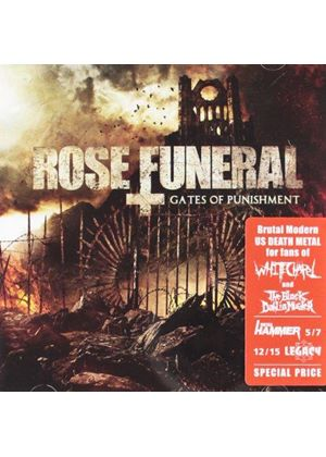 Rose Funeral - Gates of Punishment (Music CD)