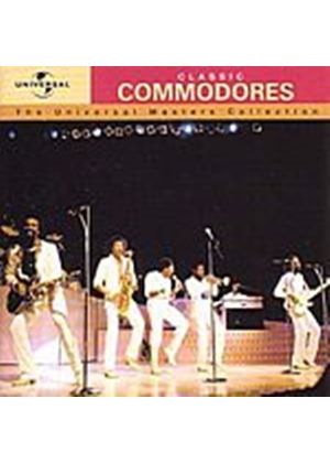 The Commodores - Universal Masters Collection (Music CD)