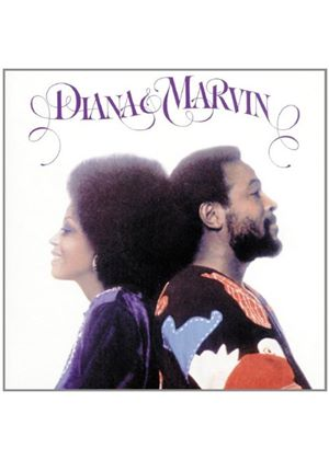 Diana Ross And Marvin Gaye - Diana Ross And Marvin Gaye (Music CD)
