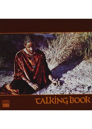 Stevie Wonder - Talking Book (Music CD)