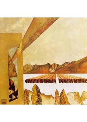 Stevie Wonder - Innervision (Music CD)