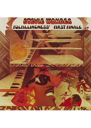 Stevie Wonder - Fulfillingness First Finale (Music CD)