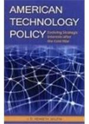 American Technology Policy