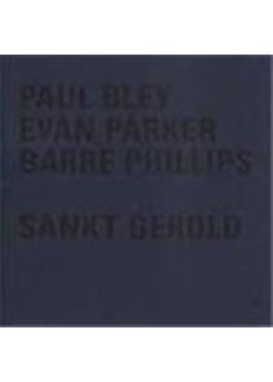 Paul Bley/Evan Parker/Barre Phillips - Sankt Gerold