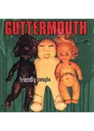 Guttermouth - Friendly People (Music CD)
