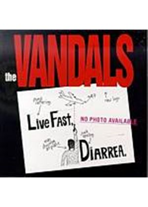 The Vandals - Live Fast Diarrhea (Music CD)