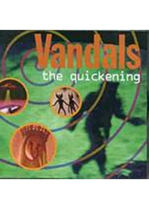 The Vandals - The Quickening (Music CD)