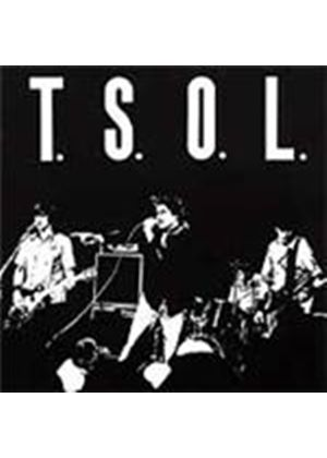 T.S.O.L. - TSOL/Weathered Statues (Music CD)