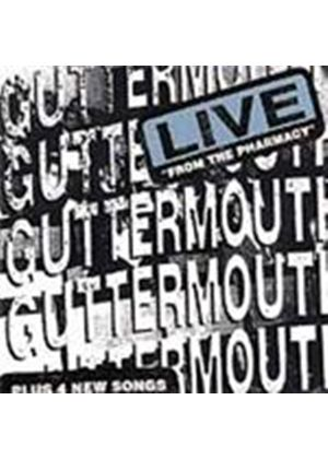 Guttermouth - Live From The Pharmacy (Music CD)