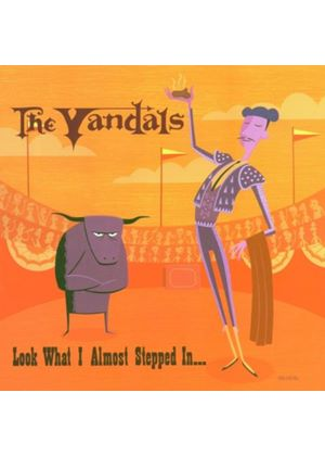 The Vandals - Look What I Almost Stepped In (Music CD)