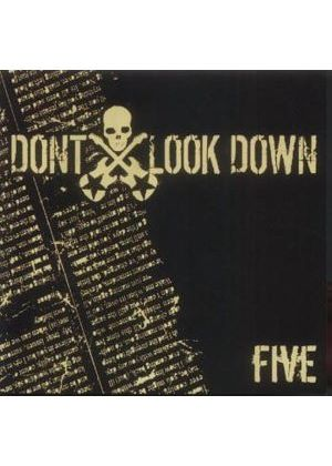 Five - Don't Look Down (Music CD)