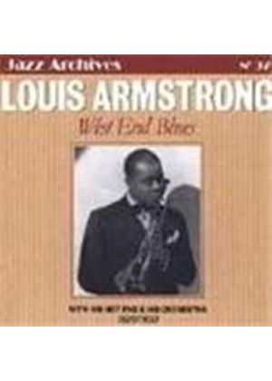 Louis Armstrong - West End Blues 1926-1933