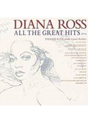 Diana Ross - All The Great Hits (Music CD)