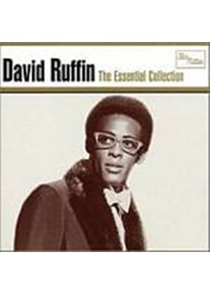 David Ruffin - Essential Collection (Music CD)