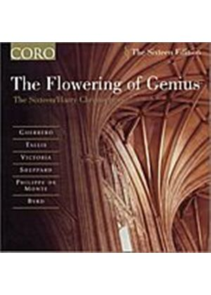 The Sixteen/Harry Christophers - The Flowering Of Genius (Music CD)