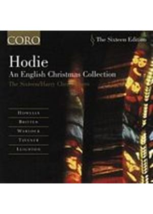 The Sixteen/Harry Christophers - Hodie: An English Christmas Collection (Music CD)