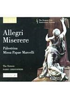 Lotti/Palestrina/Allegri - Crucifixus/Miserere (Christophers, The Sixteen) (Music CD)
