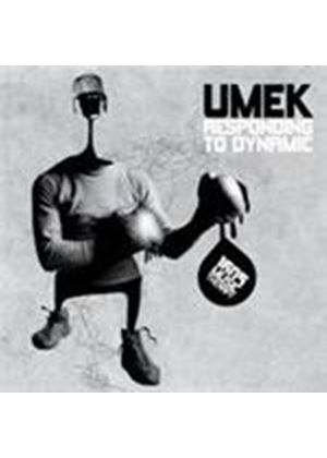 Umek - Responding To Dymanic (Music CD)