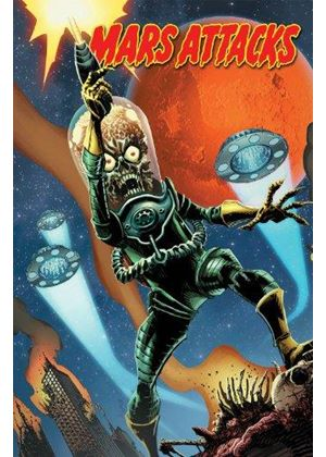 Mars Attacks Volume 1 Attack From Space