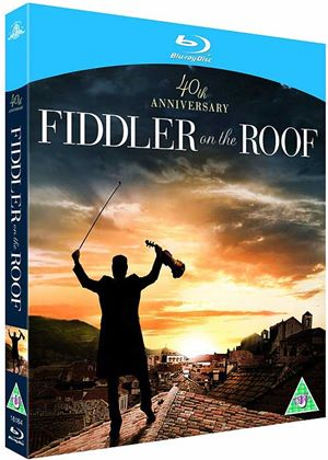 Fiddler on the Roof (40th Anniversary Edition) (Blu-ray)