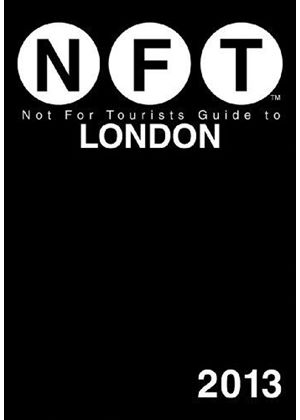 Not For Tourists Guide To London