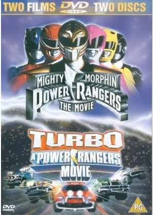 Power Rangers (Double Pack) (Wide Screen)