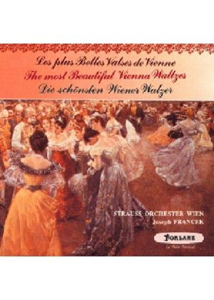Plus Belles Valses de Vienne (Music CD)