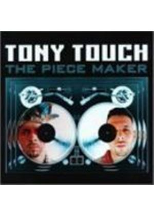 Tony Touch - The Piece Maker (Music CD)