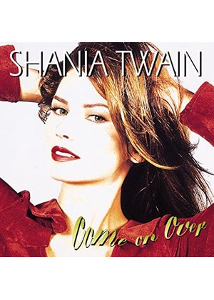 Shania Twain - Come On Over (Music CD)