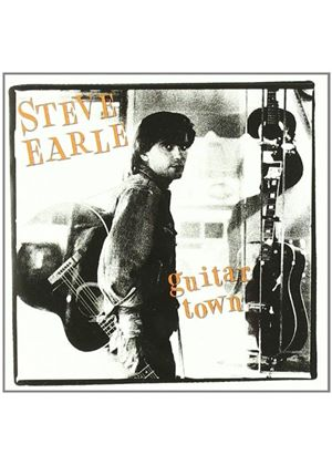 Steve Earle - Guitar Town (Music CD)