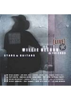 Willie Nelson - Willie Nelson And Friends: Stars And Guitars (Music CD)