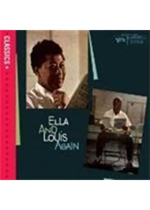 Ella Fitzgerald And Louis Armstrong - Ella & Louis Again (Music CD)