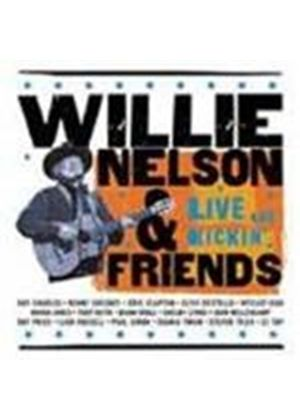 Willie Nelson - Live And Kickin'