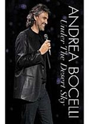 Andrea Bocelli: Under The Desert Sky - Live In Las Vegas (Music DVD)