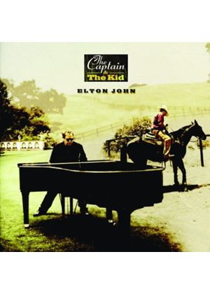 Elton John - The Captain and the Kid (Music CD)