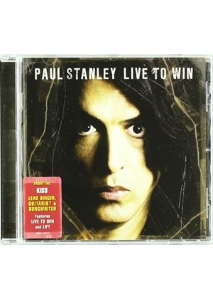 Paul Stanley - Live to Win (Music CD)