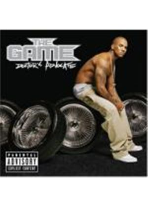 The Game - The Doctors Advocate (Music CD)