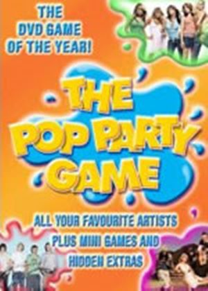 Pop Party Game - Various Artists (DVD Interactive) (Various Artists)