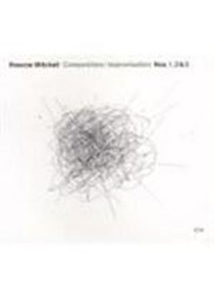 Roscoe Mitchell - Composition/Improvisation Nos. 1, 2 And 3 (Music CD)