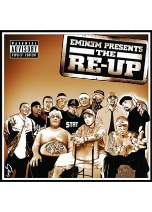 Eminem - Eminem Presents the Re-Up (Music CD)