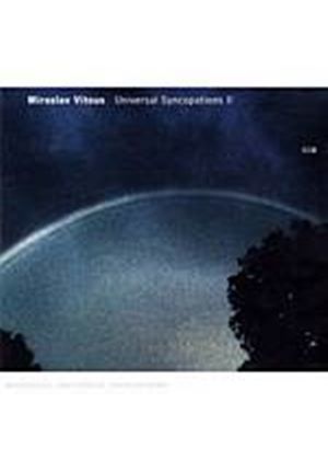Miroslav Vitous - Universal Syncopations II (Music CD)