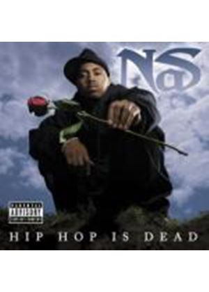 Nas - Hip Hop Is Dead  (Music CD)
