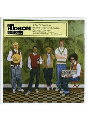 Mr Hudson and the Library - A Tale Of Two Cities (Music CD)