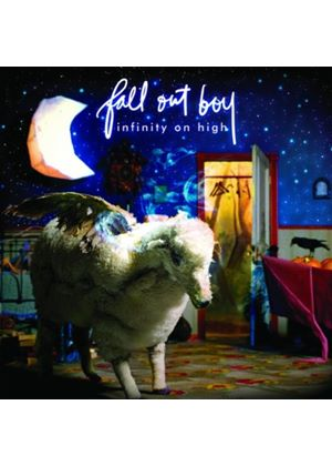 Fall Out Boy - Infinity On High (Music CD)